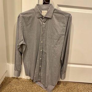 Billy Reid Men's Button Down Shirt.